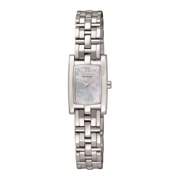 Citizen Eco-Drive Silhouette Steel Ladies Watch EG2340.51D