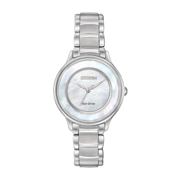Citizen Eco-Drive Circle of Time Ladies Watch EM0380.81D