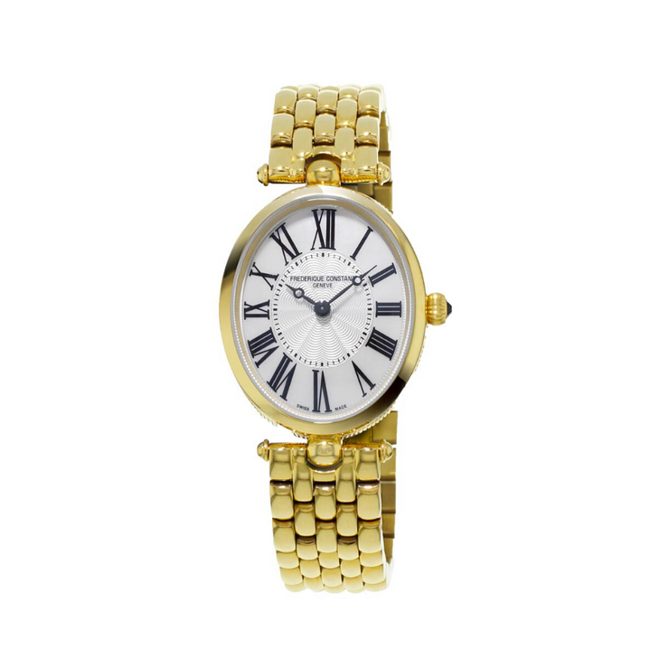 Frederique Constant Classics Art Deco Oval Gold Ladies FC-200MPW2V5B