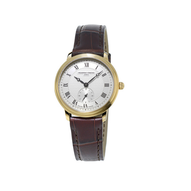 Frederique Constant Slimline Second Dial Ladies Watch FC-235M1S5