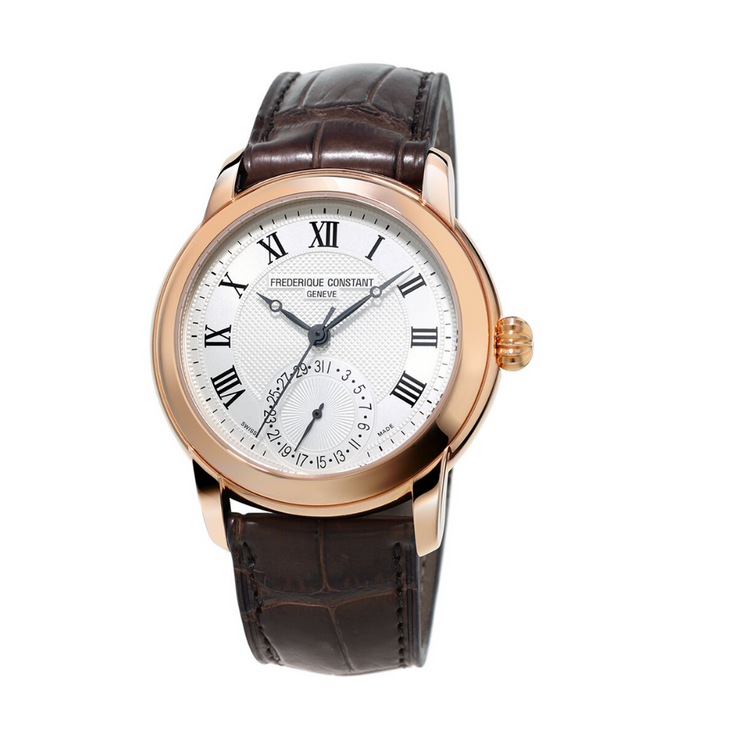Frederique Constant Classics Manufacture Brown Automatic Watch FC-710MC4H4