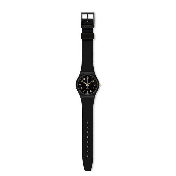 Swatch Golden Tac Watch GB274