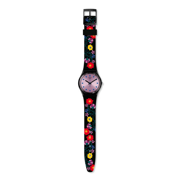 Swatch Coquelicotte Watch GB319