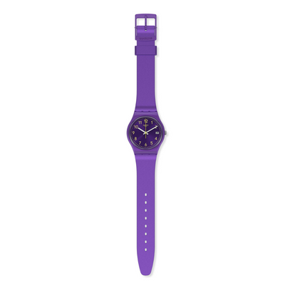 Swatch Purplazing Watch GV402