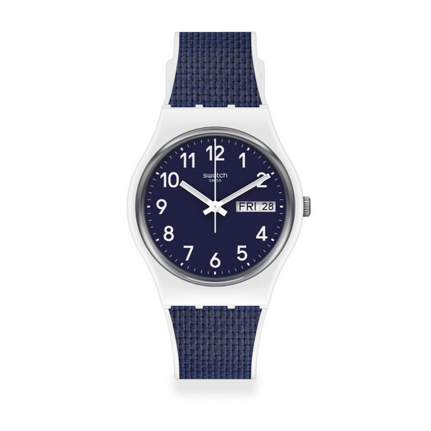 Swatch Navy Light Watch GW715