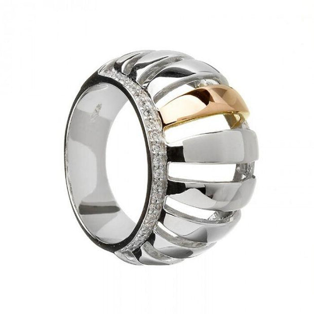 House of Lor Wide Dress Ring H20003