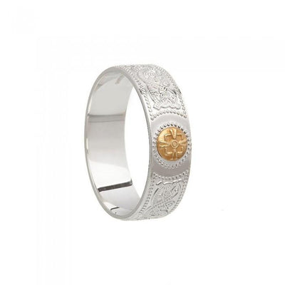 House of Lor Arda Shield Ring H20049