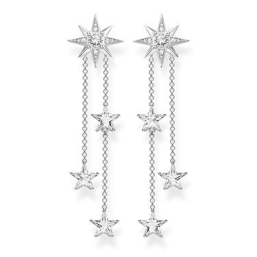 Thomas Sabo Star drop earrings H2084-051-14
