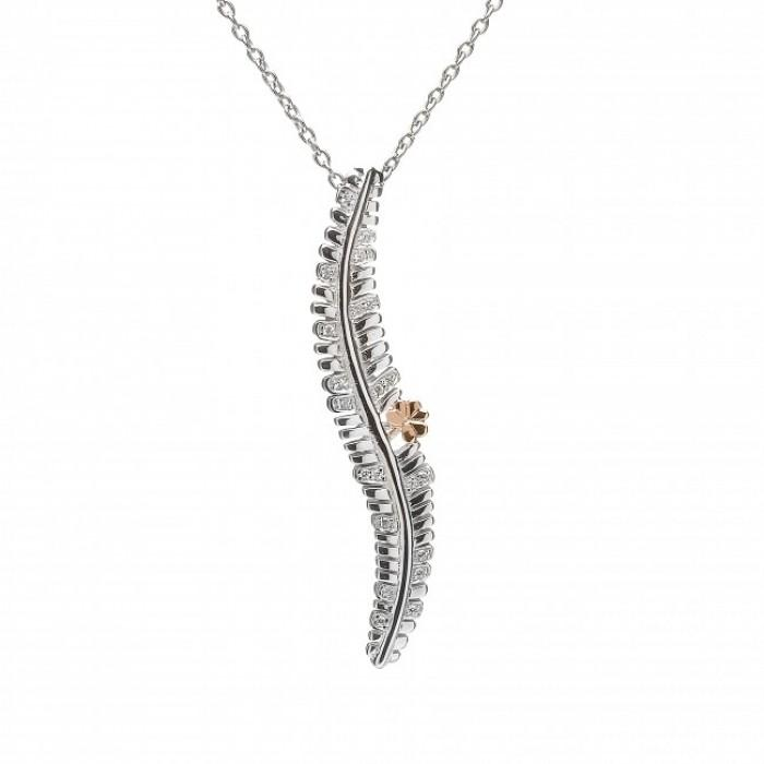 House of Lor Fern Necklace H40010