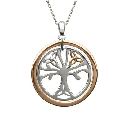 House of Lor Celtic Tree of Life Pendant H400331