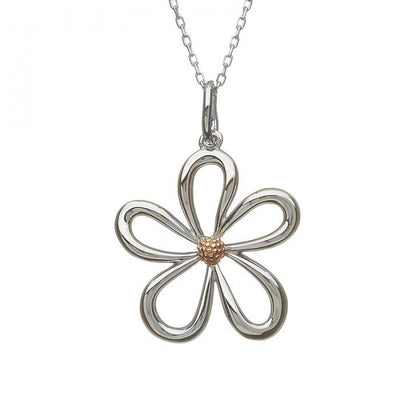 House of Lor Open Petal Necklace H40063