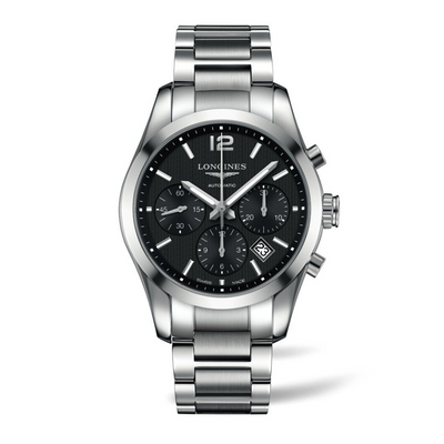 Longines Conquest Classic Chronograph Watch L27864566