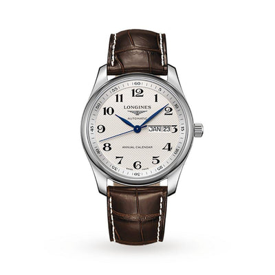 The Longines Master Collection Annual Calendar Watch L29104783
