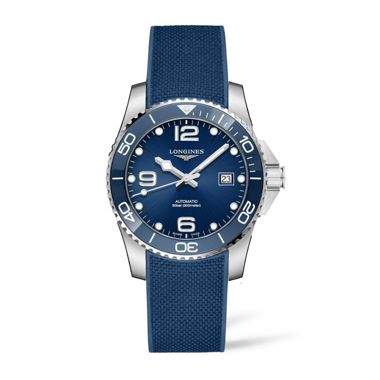 Longines HydroConquest Automatic Diving Watch L37814969