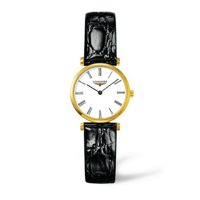 Longines Le Grande Classique Black Ladies Watch L42092112