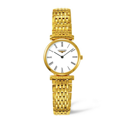Longines Le Grande Classique Gold PVD Ladies Watch L42092118
