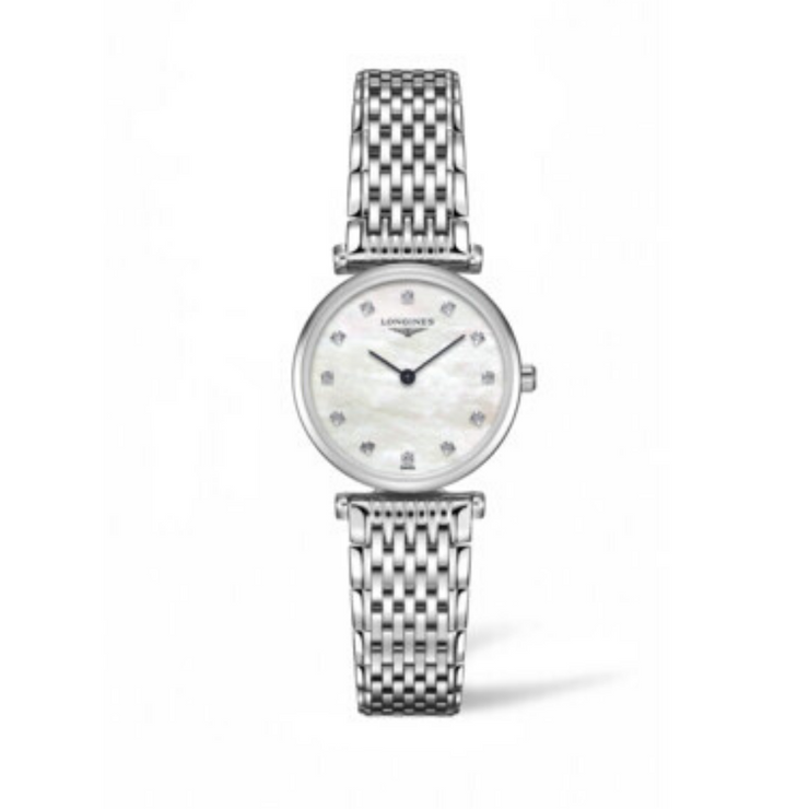 Longines Le Grande Classique Mother of Pearl Watch L42094876