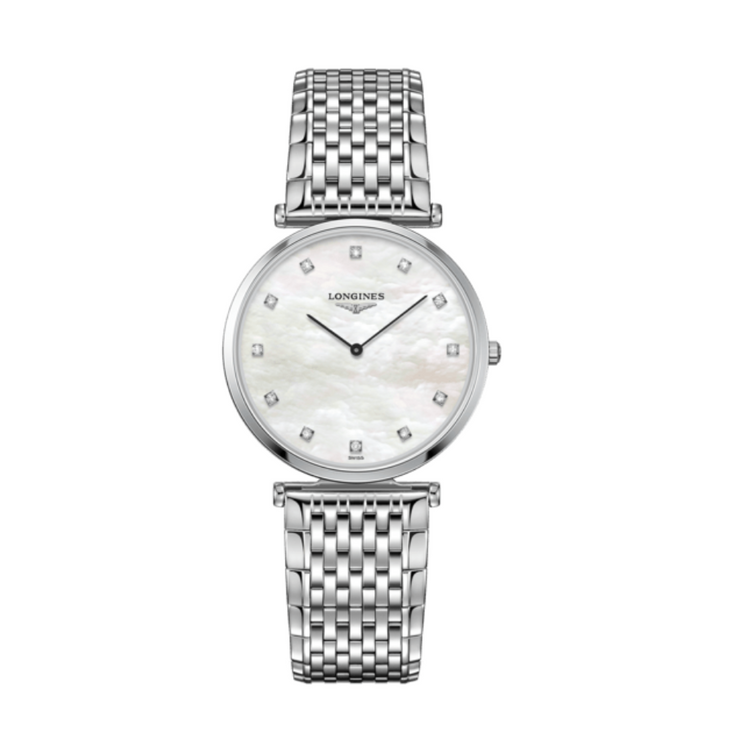 Longines Le Grande Classique Mother of Pearl Watch L47094886