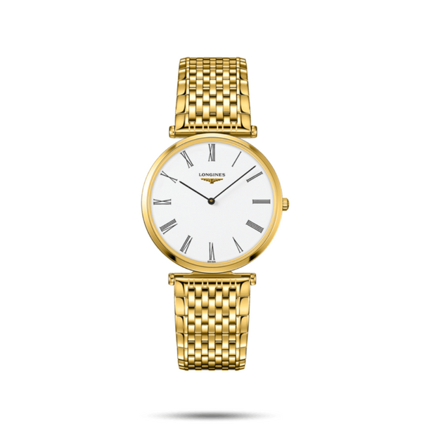 Longines Le Grande Classique Gold 36mm Watch L47552118