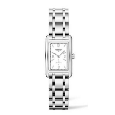 Longines Dolcevita Stainless Steel 20mm Ladies Watch