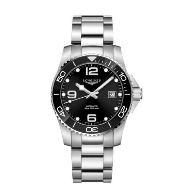 Longines Hydroconquest Black Ceramic 41mm L37814566