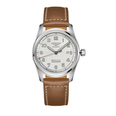 Longines Spirit Tan Chronometer Watch L38114732