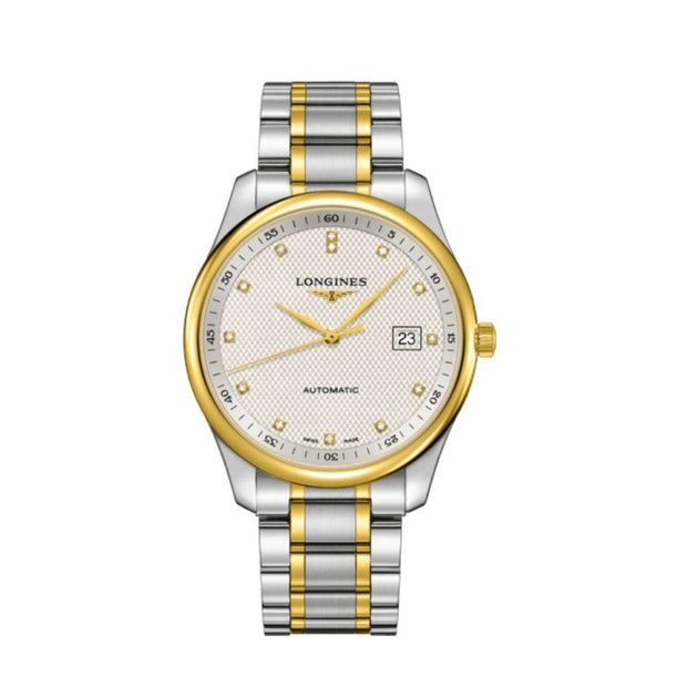 Longines Master Collection Steel and Gold 42mm Watch L28935977
