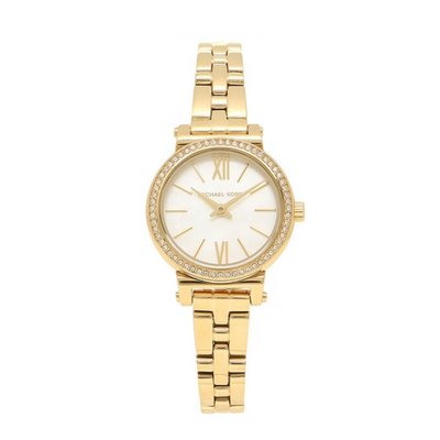Michael Kors Sofie Gold Watch MK3833