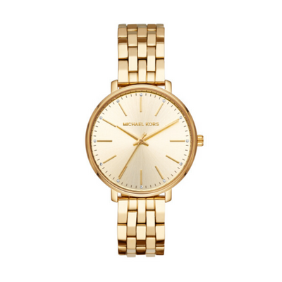 Michael Kors Pyper Gold Watch MK3898