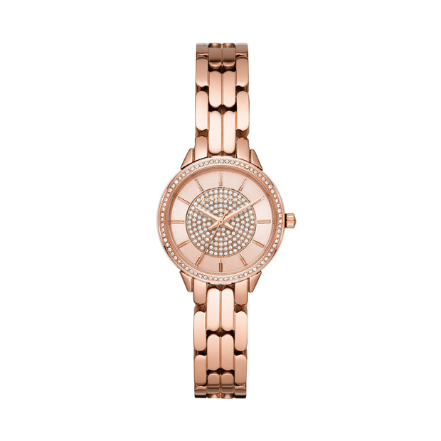 Michael Kors Allie Rose Gold Watch MK4413
