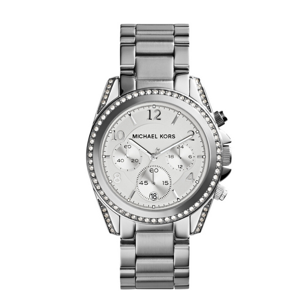 Michael Kors Ritz Steel Watch MK5165