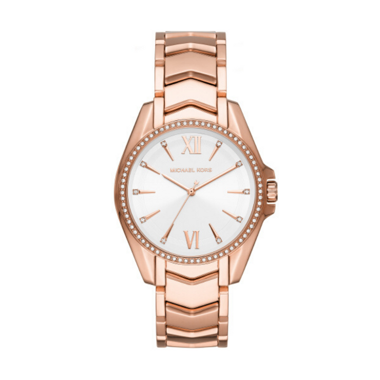 Michael Kors Whitney Rose Gold Watch MK6694