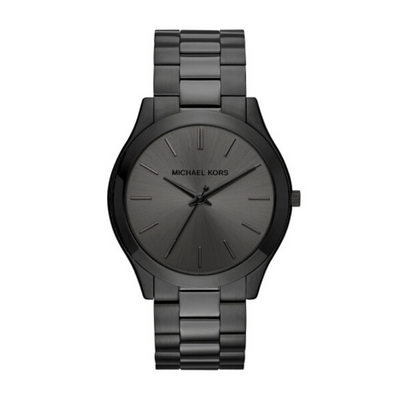 Michael Kors Runway All Black Mens Watch MK8507