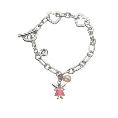 Molly Brown Whisper Pink Fairy Wish Bracelet MB54-1