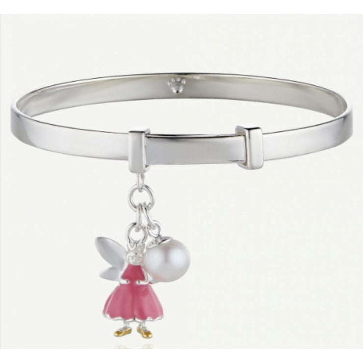 Molly Brown Pink Fairy Wish Bangle MB55-1