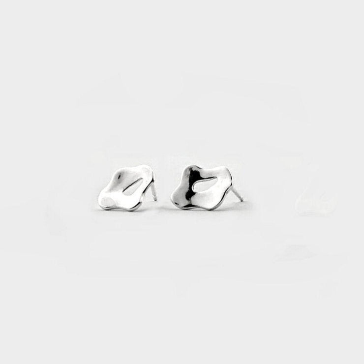 Martina Hamilton Reflections Silver Petite Earrings RFA2