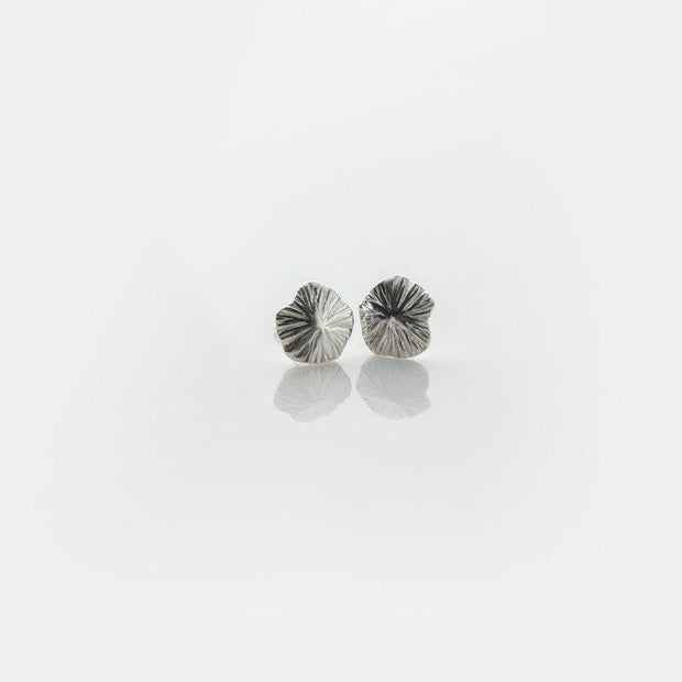 Martina Hamilton Seashore Silver Stud Earrings SBB2