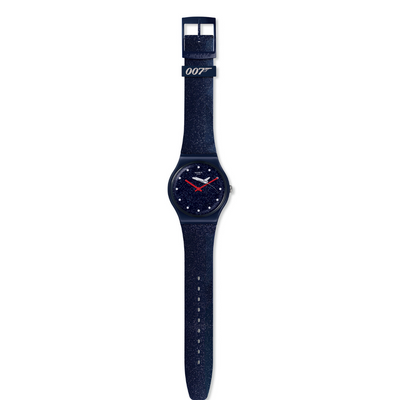 Swatch Moonraker 1979 Watch SUOZ305