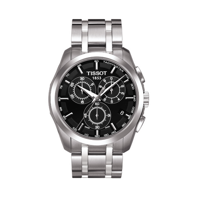 Tissot Couturier Chronograph Mens Watch T0356171105100
