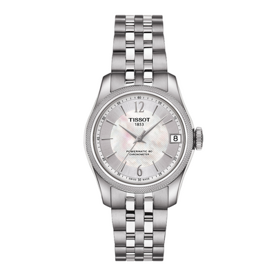 Tissot Ballade Powermatic 80 COSC Ladies Watch T1082081111700