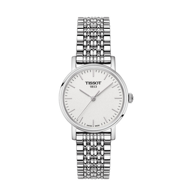 Tissot Everytime Steel Small Ladies Watch T1092101103100
