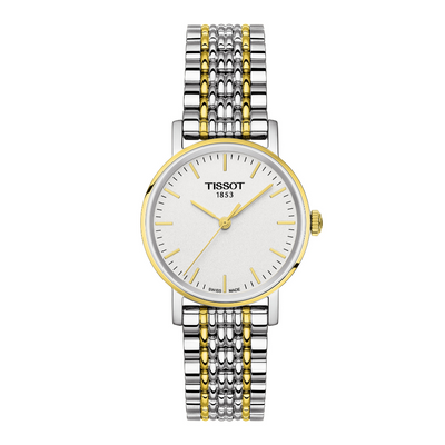 Tissot Everytime Two-Tone Ladies Watch T1092102203100