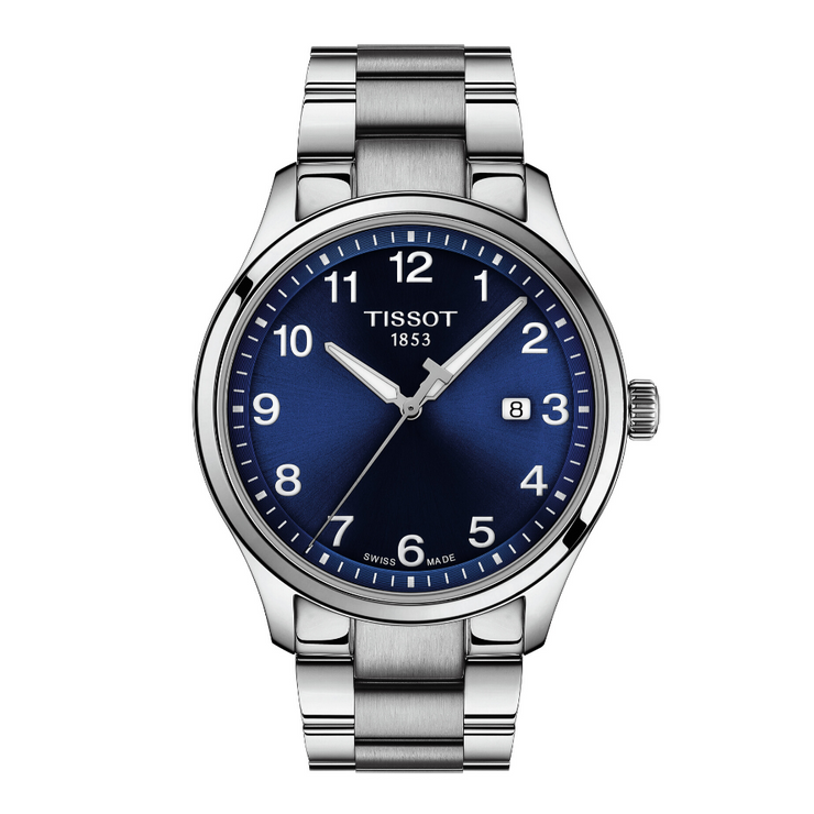 Tissot Gent XL Classic Blue Mens Watch T1164101104700
