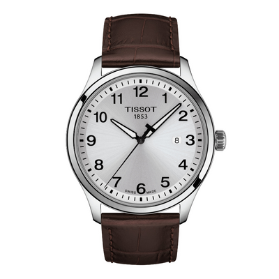 Tissot Gent XL Classic Brown Mens Watch T1164101603700