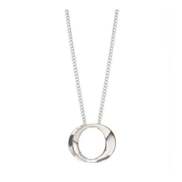 Maureen Lynch Wave Small Necklace W6
