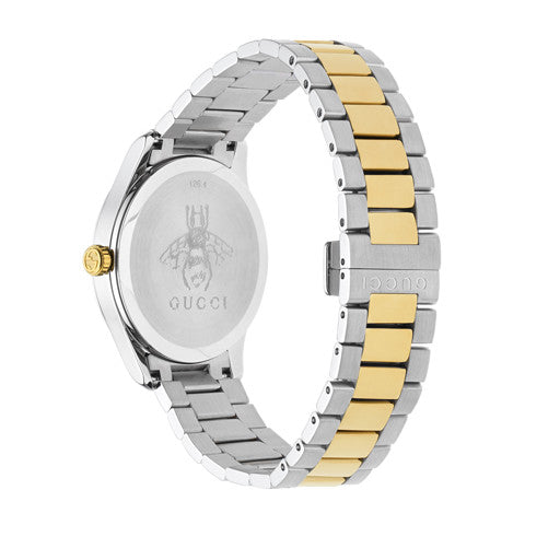 Gucci G-Timeless Feline Head Motif Watch Unisex YA1264074