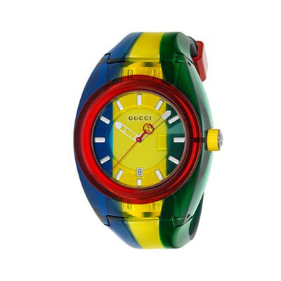 Gucci Sync Multi-Colour 46mm Unisex Watch YA137114
