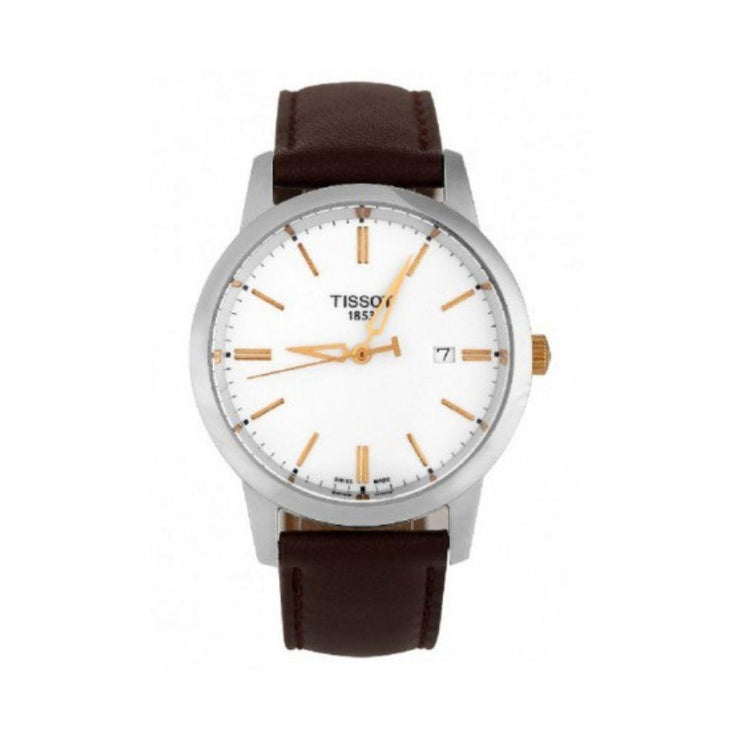 Tissot Classic Dream Brown Watch T0334102601101