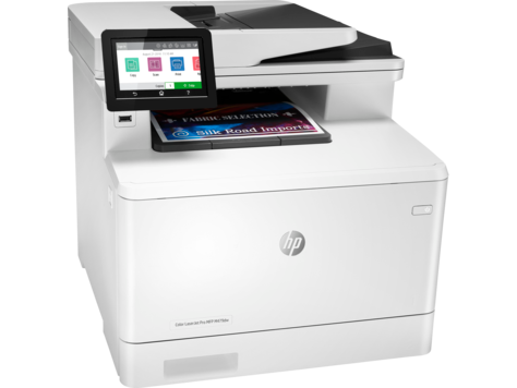 HP Color LaserJet MFP M479dw (W1A77A)