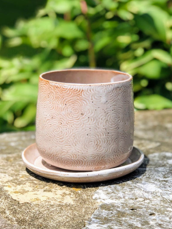 Ros O'Brien Ceramics Planter